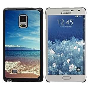 Dragon Case - FOR Samsung Galaxy Mega 5.8 - ?I'm out-going - Caja protectora de pl??stico duro de la cubierta Dise?¡Ào Slim Fit