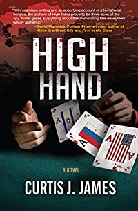 High Hand by Curtis J. James ebook deal