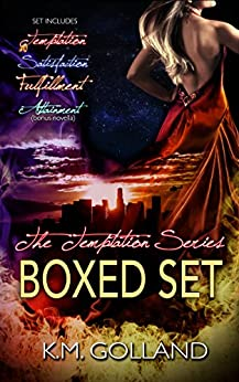 The Temptation Series : (The Brylexis Story): Temptation, Satisfaction, Fulfillment, Attainment by [Golland, K.M.]