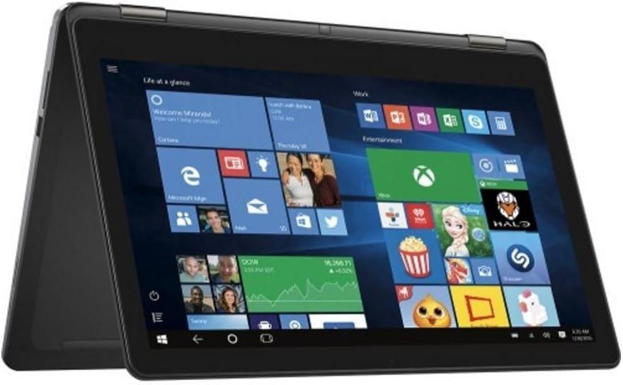 2016 Dell Inspiron 15 7000 2-in-1 Ultra HD 4K Touchscreen Convertible Laptop (Tablet), Intel Core i7-6500U Processor, 8GB DDR3, 256GB SSD, HDMI, Backlit Keyboard, Bluetooth, Windows 10