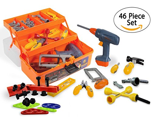 Toy Tool Set : Power tool set for sale only left at