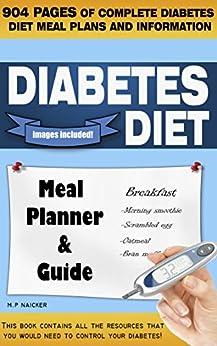 Diabetes Diet: Diabetes Diet is 904 pages of 1200-1800 calorie ...
