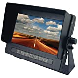 Crimestopper 7 Universal Digital Color Lcd Monitor ''Product Category: Large Vehicle/Rv/Suv Observation/Large Vehicle/Rv/Suv Observation''