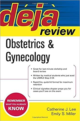 Deja Review Obstetrics & Gynecology by Catherine Lee (2008-05-19)