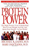 img - for Protein Power: The High-Protein/Low-Carbohydrate Way to Lose Weight, Feel Fit, and Boost Your Health--in Just Weeks! by Michael R. Eades (1999-06-01) book / textbook / text book