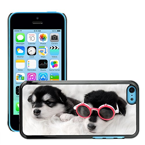 Premio Sottile Slim Cassa Custodia Case Cover Shell // V00002145 Chien // Apple iPhone 5C