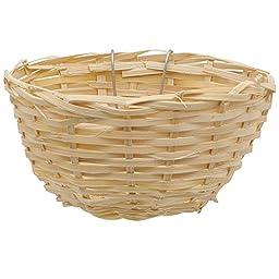 Living World Bamboo Canary Nest (4.3\