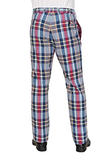 Incotex Pantalon Homme 34 Bleu / Casual Taille normale Coupe droite R