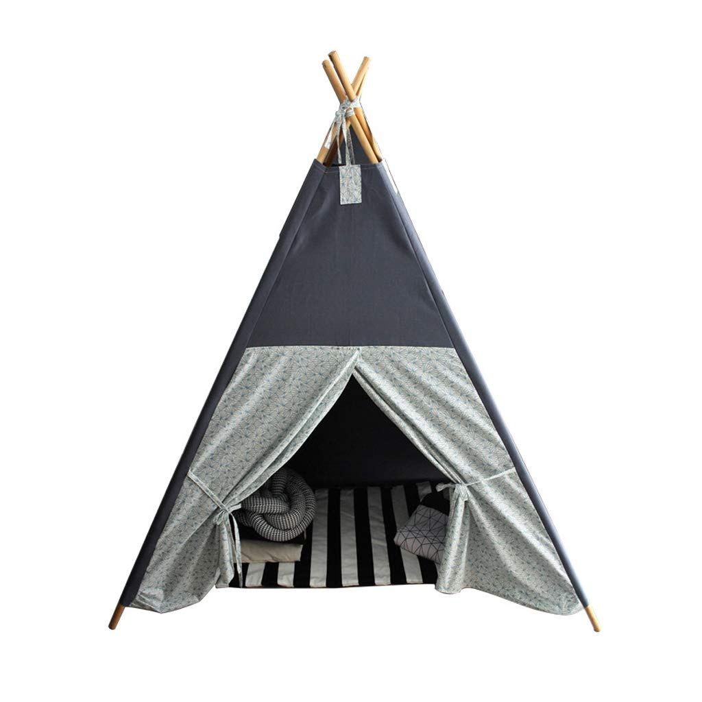M JIANXIN Pet Tent Nest, Closed Cat Litter, Yurt-Style, Detachable Cleaning, Suitable for Cats and Small Dogs, Suitable for All Seasons (Size   M)