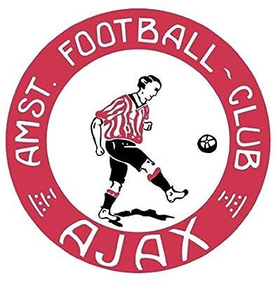 Ajax FC Amsterdam Europe Soccer Football - Sticker Graphic - Auto Wall Laptop Cell Truck Sticker - Easy Stick Sticker Graphic