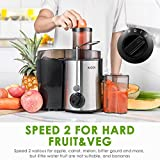 "Juicer Centrifugal Juicer Machine Wide 3"" Feed"