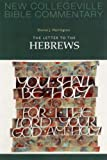 The Letter to the Hebrews, Daniel J. Harrington, 0814628702