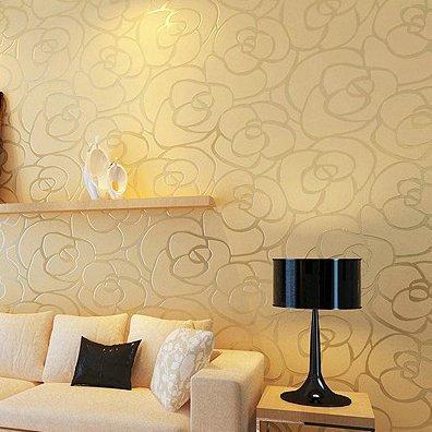 2 opinioni per Non-tessuto carta da parati camera da letto soggiorno TV sfondo wallpaper Sfondi