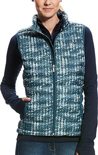 Abajo Ideal Con De Ariat Calentador Suéter Mujer Para Estampado aXY0Ox