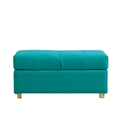Superbe Multifunction Changing Shoes Stool Fabric Storage Sofa Stool [individual]  Sofa Removable [siesta]