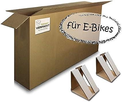 Cartón para empaquetar bicicletas, 1 unidad de 1800 x 250 x 1000 ...
