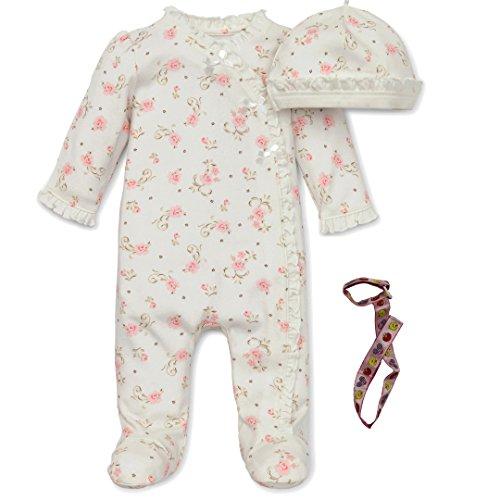 Little Me Preemie Newborn Sleeper product image