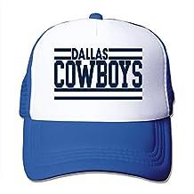 A-Joking Unisex Casual Baseball Cap Trucker Mesh Hat Adjustable - Dallas Cowboys One Size