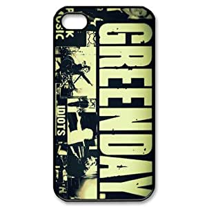 IPhone 4,4S Phone Case for Green Day pattern design GQCTGDPD795056