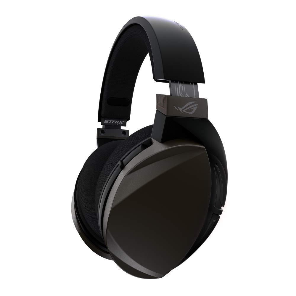 Asus ROG Strix Fusion 500 Gaming Headset (7.1 Surround Sound, Aura Sync RGB Unterstü tzung, Touchsteuerung) schwarz 90YH00Z2-B8UA00