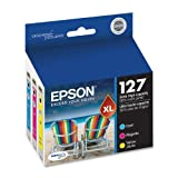 Best Epson Ink Cartridges - Epson T127520 DURABrite Ultra Multipack Extra High Capacity Review