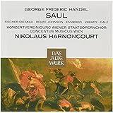 Handel : Saul