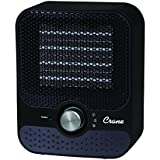 Crane USA EE-6491 Crane Personal Plastic Heater, Black