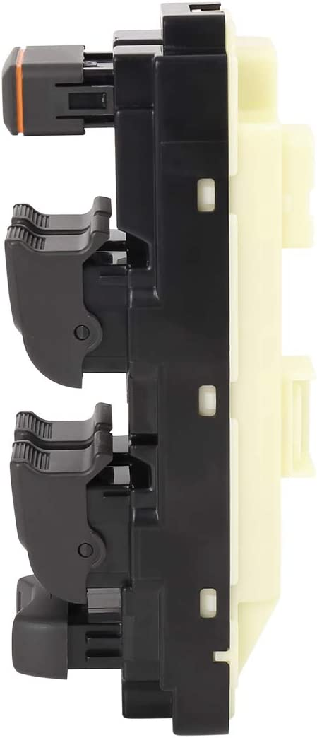 X AUTOHAUX 25779767 Car Front Left Power Window Master Control Switch for GMC Canyon 04-12
