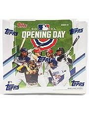 2021 Topps Opening Day Baseball Hobby Box 36 Packs Per Box, 7 Cards Per Pack