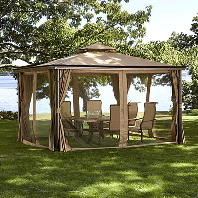 Replacement Canopy For 10 X 12 Gazebo Sold At BJs
