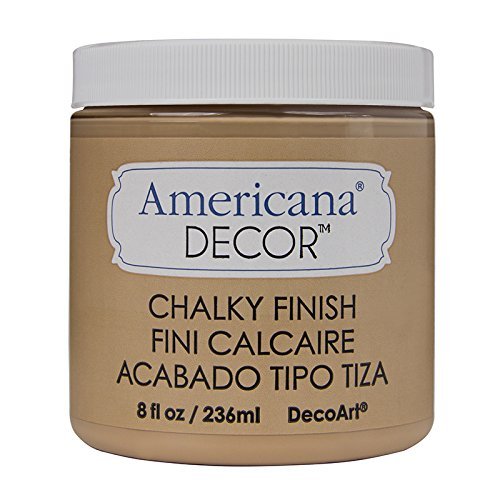 Decoart Americana Chalky Finish Paint, 8-Ounce, Heirloom