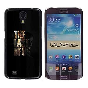 EJOY---Cubierta de la caja de protección la piel dura para el / Samsung Galaxy Mega 6.3 / --Última nosotros