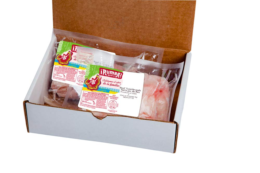 RUMBA Meats Beef Sweetbreads Box, Frozen (Pack of 4) by Rumba (Image #7)