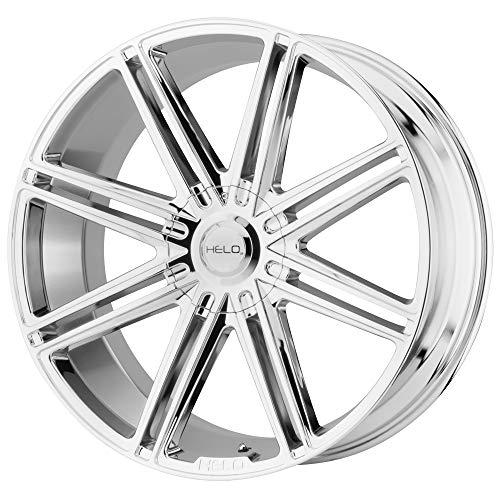 Helo HE913 24x10 6x135/6x139.7  +15mm Chrome Wheel Rim