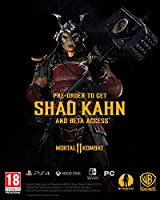 Warner Bros Mortal Kombat 11 vídeo - Juego (PlayStation 4, Lucha, Modo multijugador): Amazon.es: Videojuegos