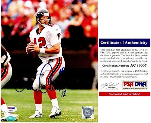 - Chris Chandler Autographed Signed Atlanta Falcons 8x10 Photo - PSA/DNA Authentic