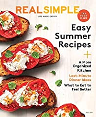 Real Simple is for smart, busy women who welcome creative solutions to their everyday challenges. They trust Real Simple for help entertaining, organizing, shopping, working, connecting with friends, or making time for themselves.A few years ...