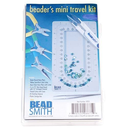 BeadSmith Portable Beader Travel Design