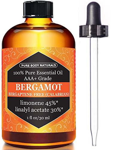 Bergamot Oil | Label