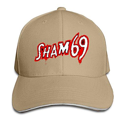 Sports Sandwich Bill Cap Sham 69 Rock Band Better Place Saint Asonia Snapback Cap (Tin Puzzle Baseball)