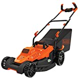 Best Electric Lawn Mowers - Black & Decker BEMW482BH Electric Lawn Mower Review