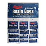 Slip Proof Rosin Bags Card of 12 by Master