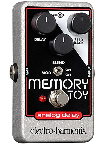 Top 5 Best Analog Delay Pedals Reviews in 2020 4