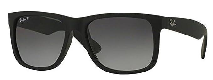 Amazon.com: Ray-Ban Justin RB 4165 F anteojos de sol & HDO ...
