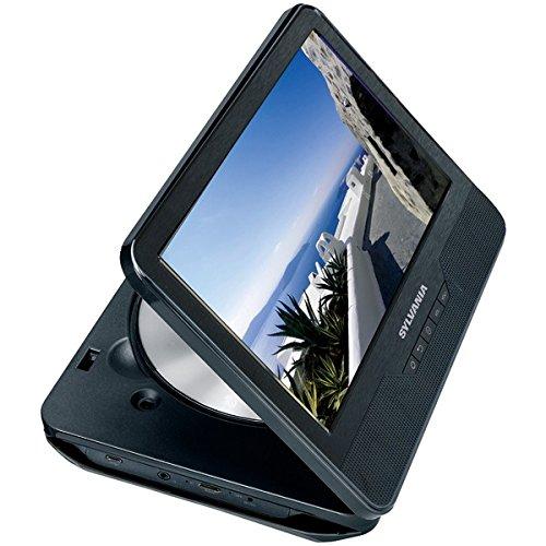 """SYLVANIA SLTDV9200 9"""" 1G/8GB Dual-Core Tablet/PDVD Combo"""