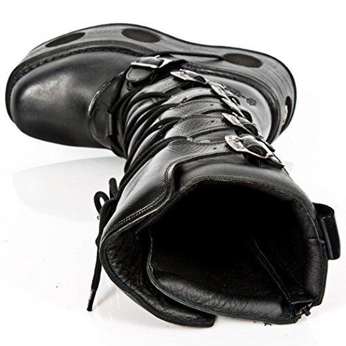 NEWROCK NR M.272 S2 Black - New Rock Spring Boots - Unisex HrKvSx2