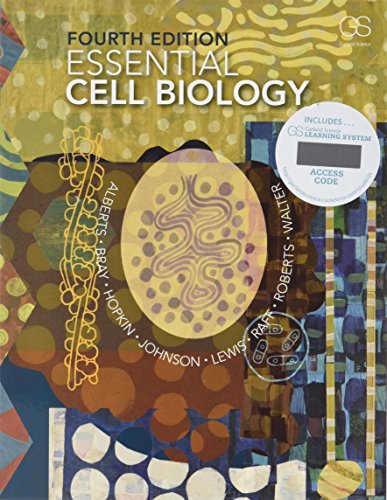 Essential Cell Biology + Garland Science Learning System Redemption Code
