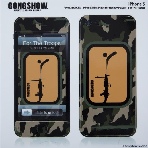 GONGSHOW For The Troops iPhone 5 (Troop Equipment)
