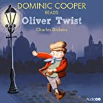 Dominic Cooper Reads Oliver Twist (Famous Fiction) | Charles Dickens