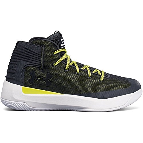 Under Armour Karry 3 Basketball Sko Mænd Grå 5JlUL